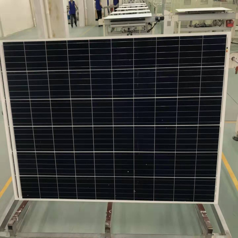 HIGH PERFORMANCE MONOCRYSTALLINE MODULE SYM36-6-150P-170P H