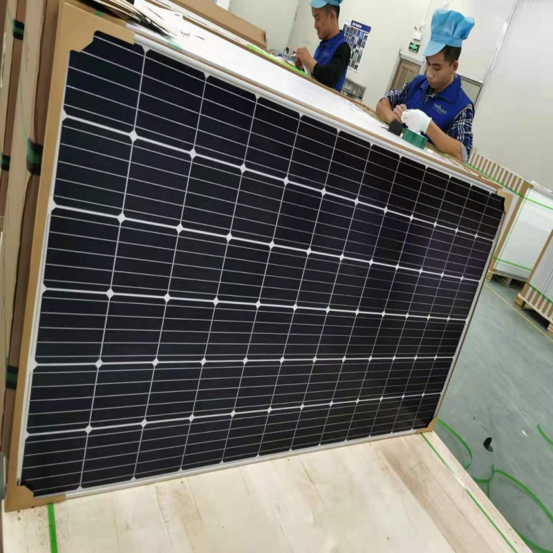 HIGH PERFORMANCE MONOCRYSTALLINE PERC MODULE SYM72-6-360M-380M